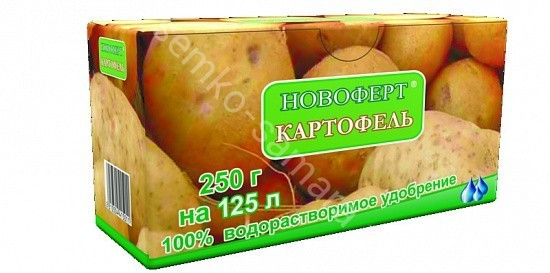 Новоферт Картофель
