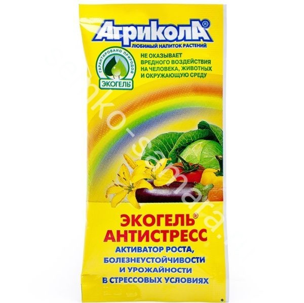 ЭКОГЕЛЬ АНТИСТРЕСС (АГРИКОЛА) 20 мл