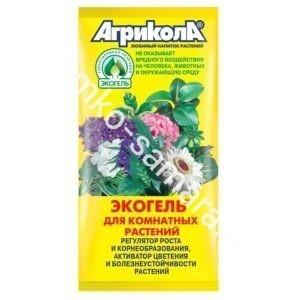 агрикола экогель для комнатных растений