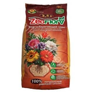 ZeoFlora Влагосберегающий грунт