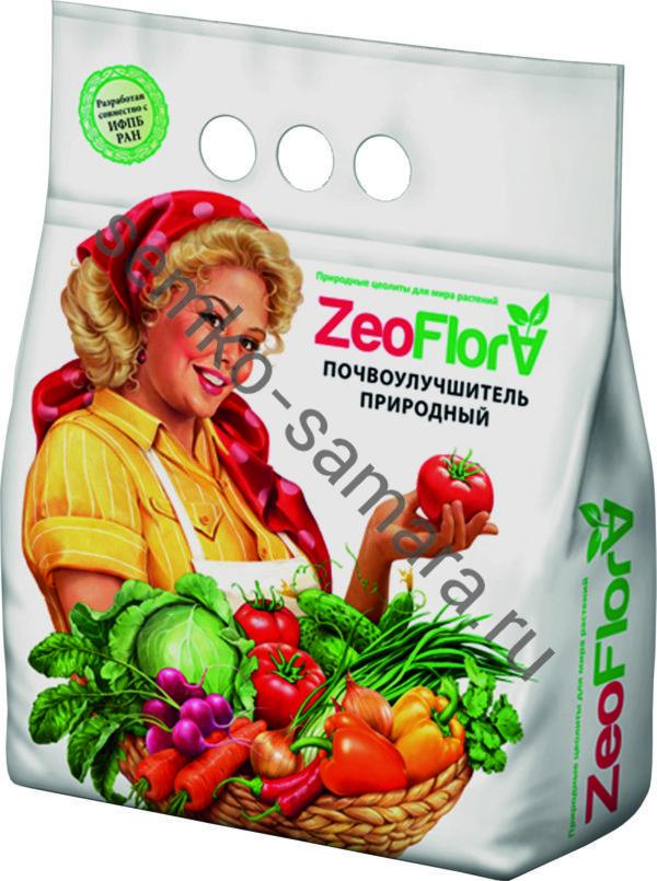 ZeoFlora Почвоулучшитель