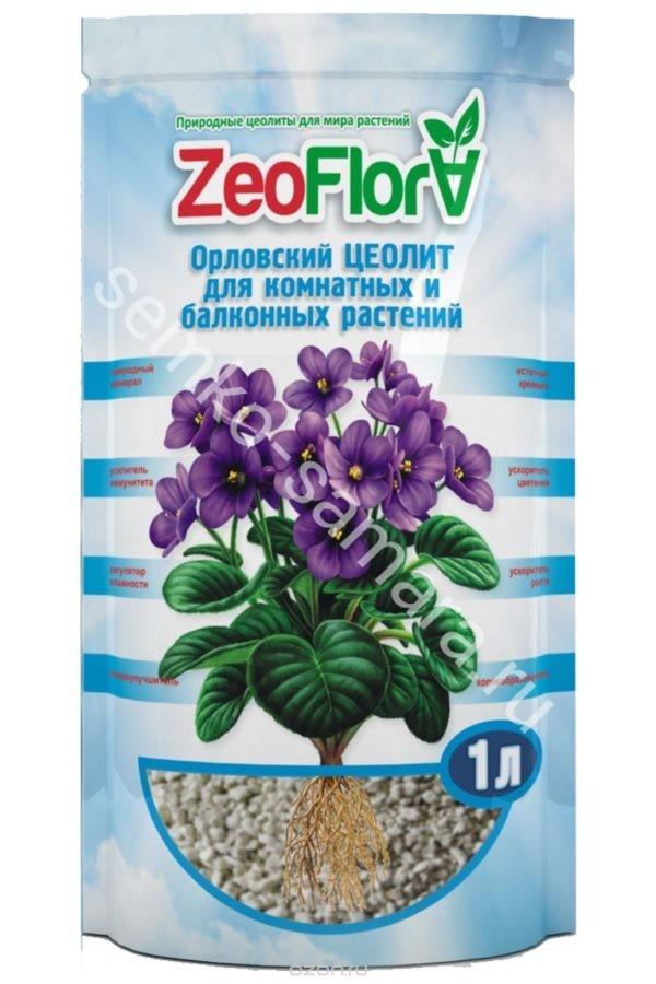 ZeoFlora ФИАЛКА 1л (цеофлора)