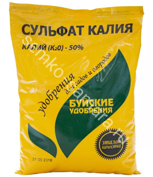 Калий сернокислый (сульфат калия), 0,9 кг