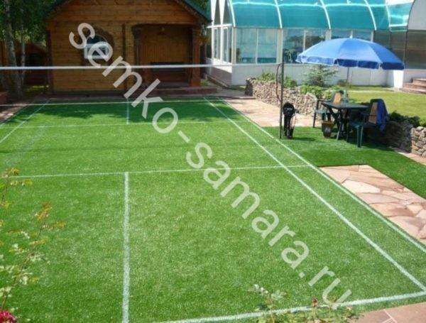 Газонная трава Спортивная площадка