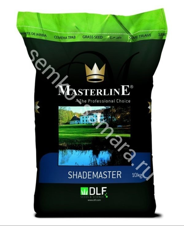 Газонная трава Шадемастер 10 кг