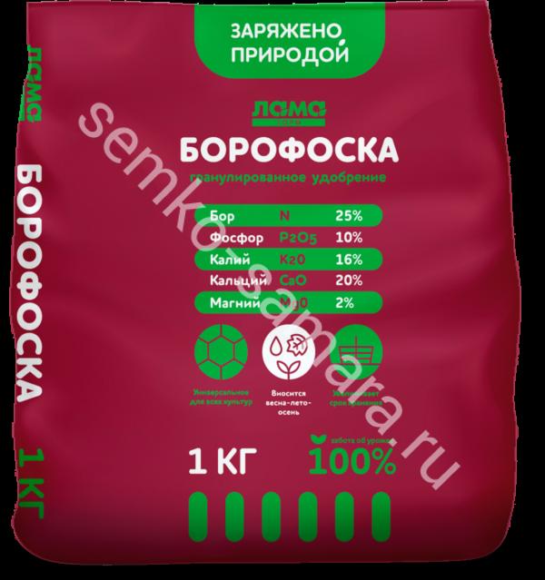 Борофоска Лама Торф 1 кг