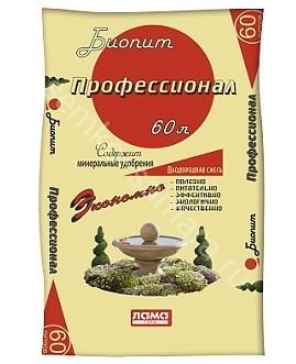 """Плодородная смесь Биопит """"Профессионал"""" 10 л"""